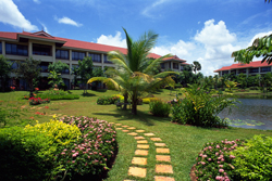 カンボジア・ソフィテルアンコールホテル