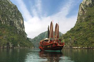 ベトナム・サパ&ハロン湾クルーズ(パッケージツアー)